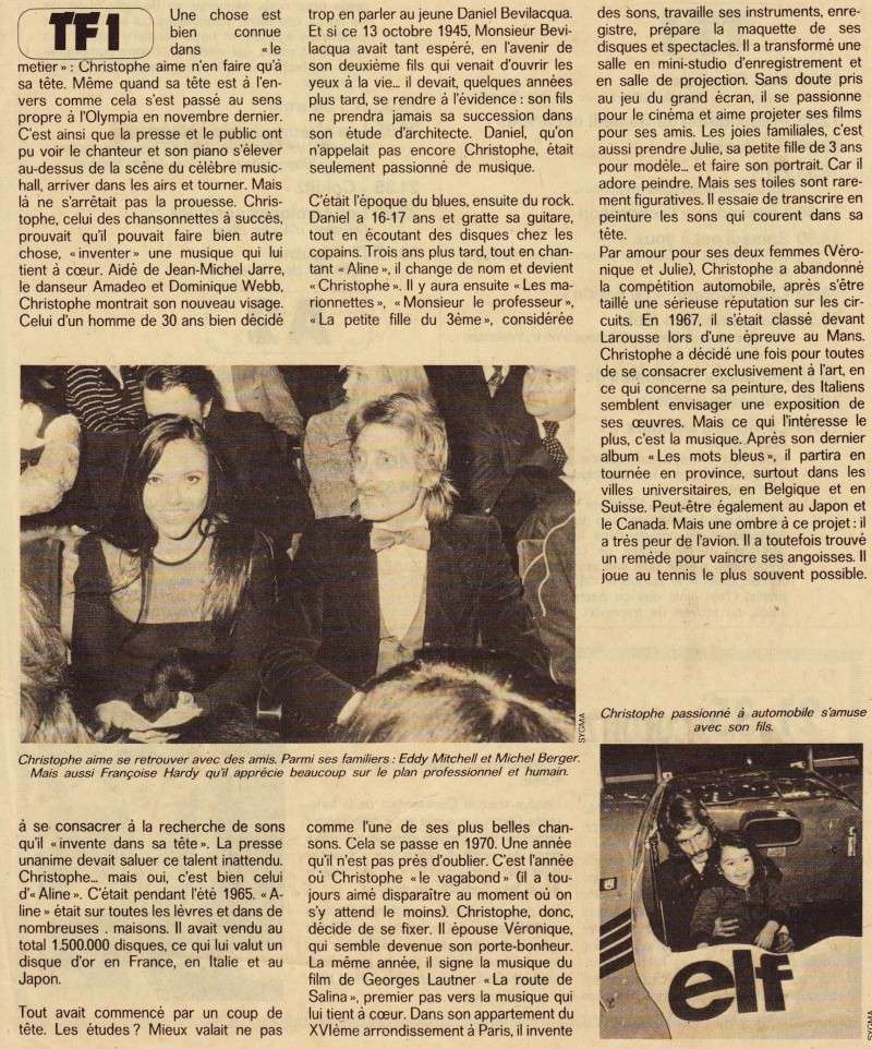 Tf1 samedi 8 fevrier 1975 christophe aime n'en faire qu'a sa tête. Image090