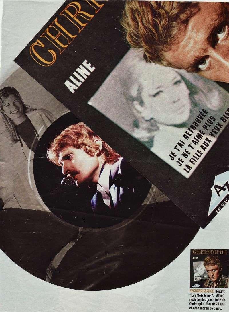 Christophe 1965 le succés de Christophe à la roulette Image102