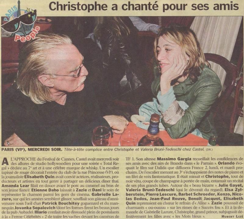 Christophe a chanté pour ses amis 4 Mai 2005. Image139