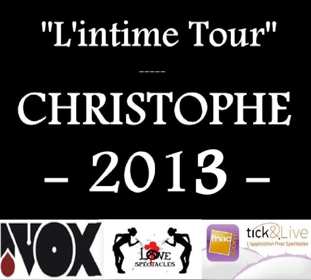 """Nouvelle tournée 2013 en acoustique  """"l'intime Tour""""   Uuuuuu11"""