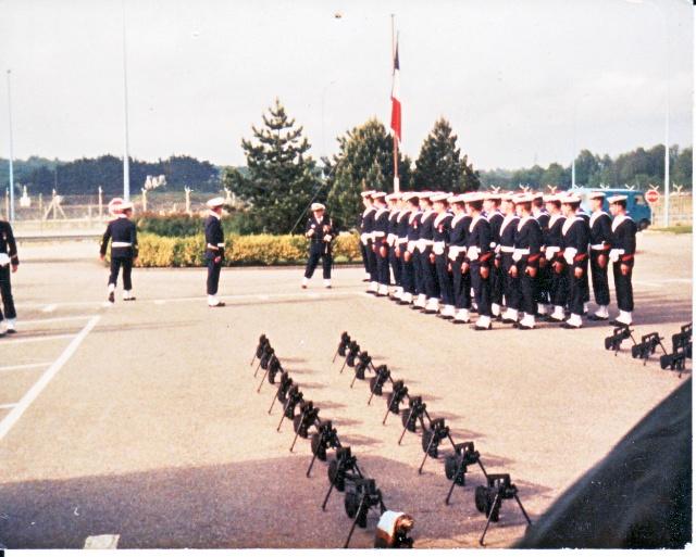 La C.P (Compagnie de Protection) de l' Île Longue Formez10
