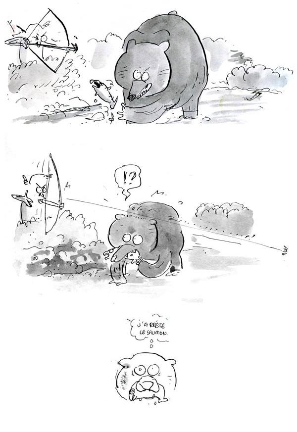 VOILI ! (magazine people) - Page 3 Cathou11