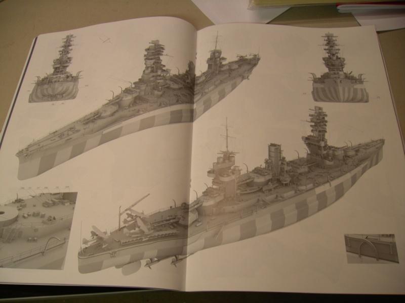 Jap. Schlachtschiff FUSO in 1:200 Halinski gebaut von Millpet   Pict2818
