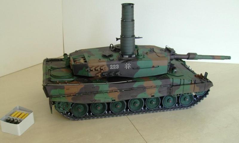 Panzer Leopard 2A4 in 1:16 GPM Galeriebilder Pict9770