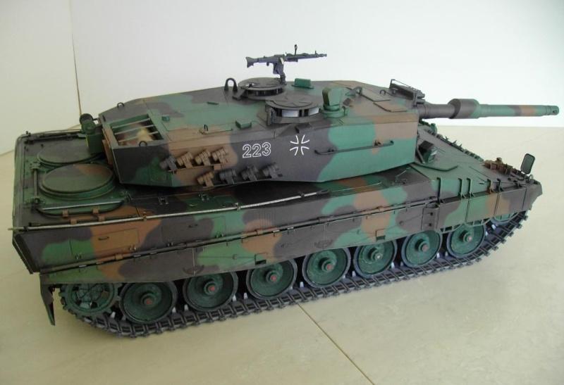 Panzer Leopard 2A4 in 1:16 GPM Galeriebilder Pict9771