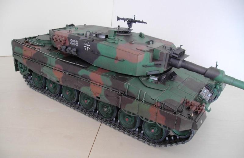 Panzer Leopard 2A4 in 1:16 GPM Galeriebilder Pict9772