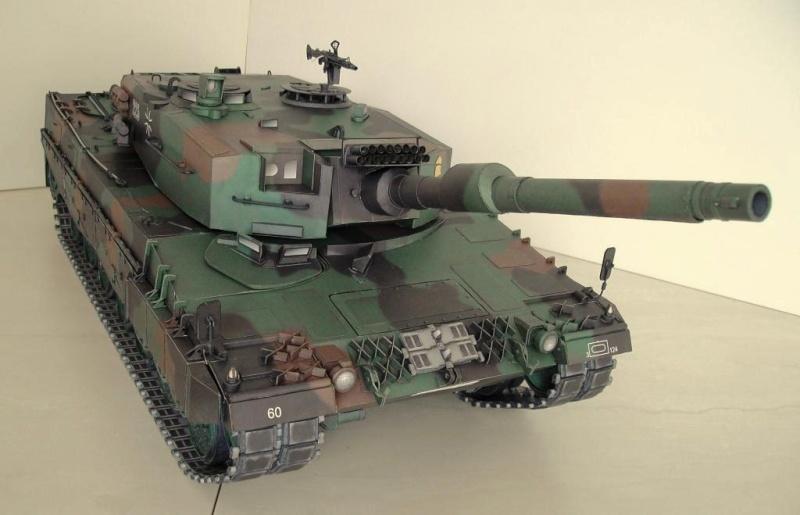 Panzer Leopard 2A4 in 1:16 GPM Galeriebilder Pict9773