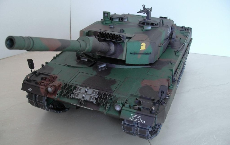 Panzer Leopard 2A4 in 1:16 GPM Galeriebilder Pict9774