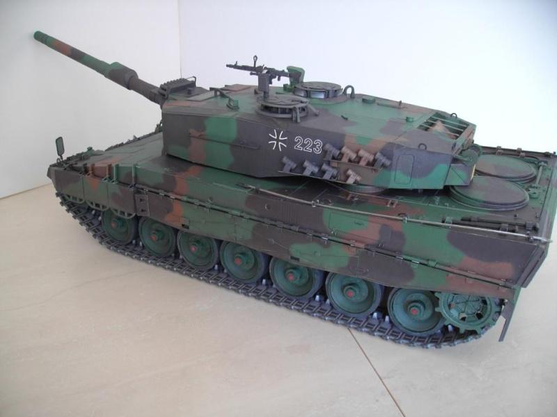 Panzer Leopard 2A4 in 1:16 GPM Galeriebilder Pict9776
