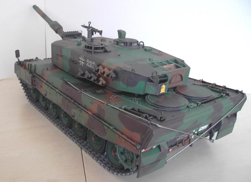 Panzer Leopard 2A4 in 1:16 GPM Galeriebilder Pict9777