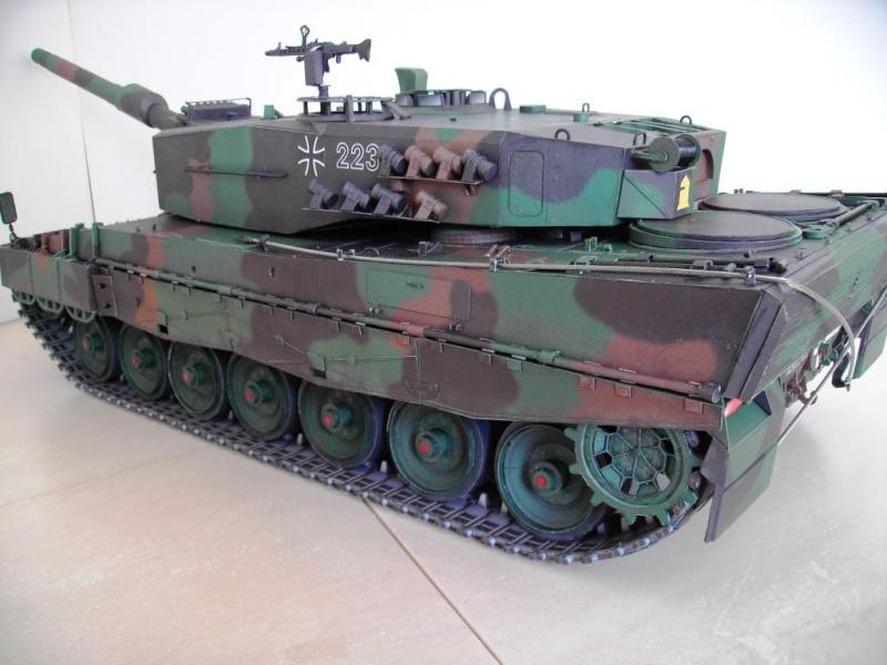 Panzer Leopard 2A4 in 1:16 GPM Galeriebilder Pict9778