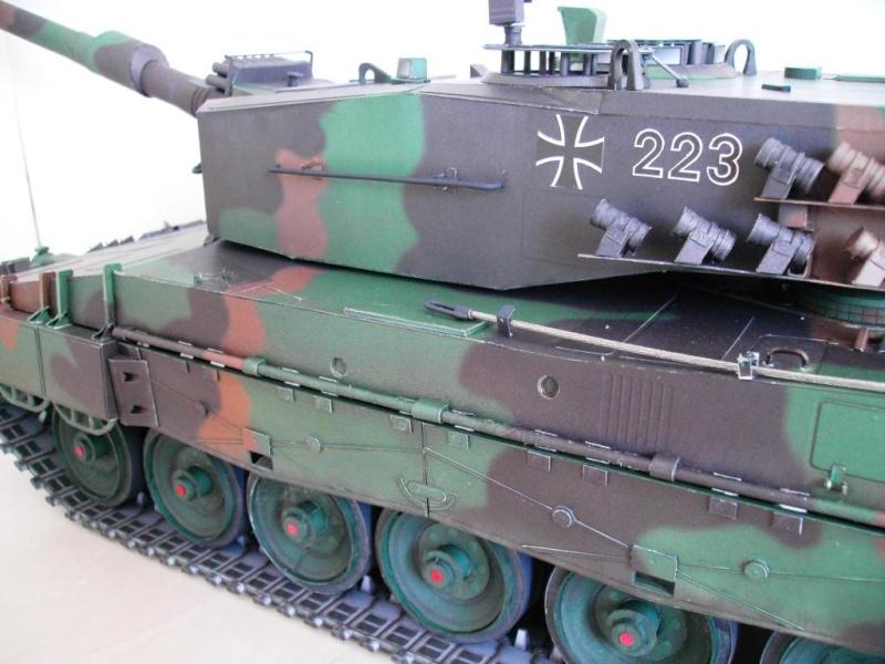 Panzer Leopard 2A4 in 1:16 GPM Galeriebilder Pict9780
