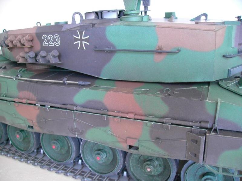 Panzer Leopard 2A4 in 1:16 GPM Galeriebilder Pict9783