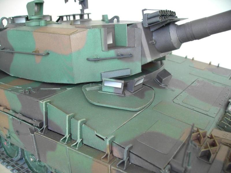 Panzer Leopard 2A4 in 1:16 GPM Galeriebilder Pict9785