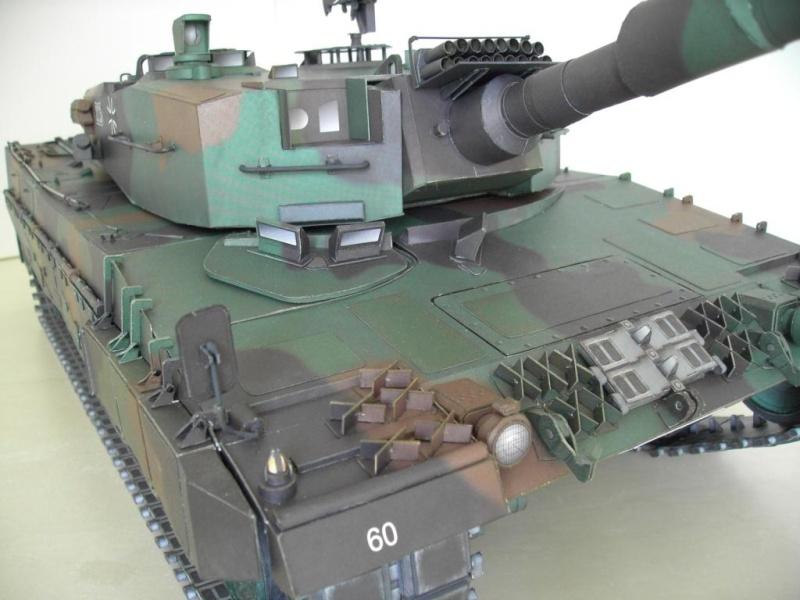 Panzer Leopard 2A4 in 1:16 GPM Galeriebilder Pict9786