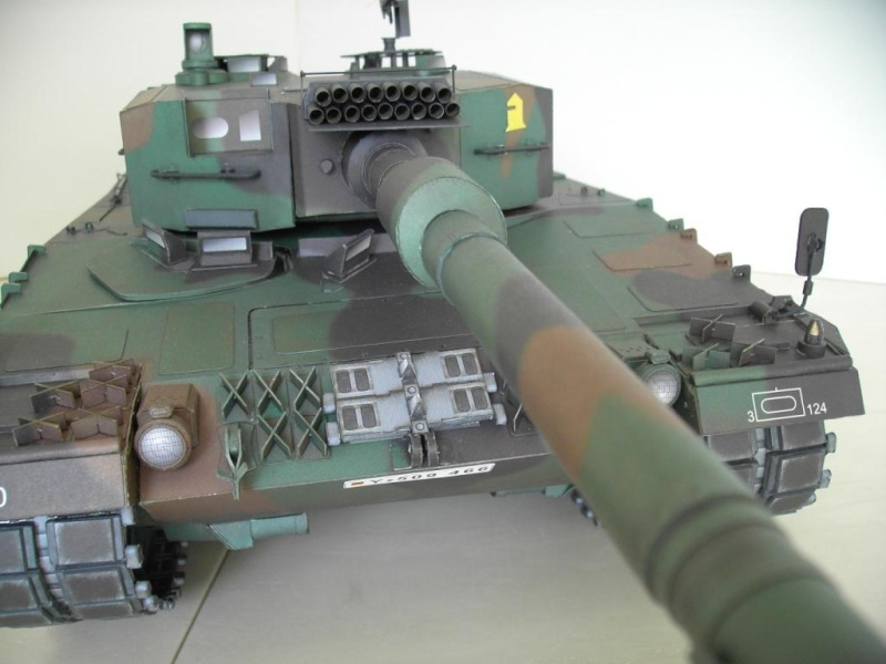 Panzer Leopard 2A4 in 1:16 GPM Galeriebilder Pict9787