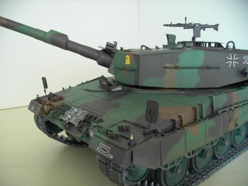 Panzer Leopard 2A4 in 1:16 GPM Galeriebilder Pict9788