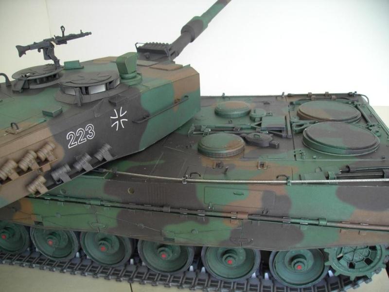 Panzer Leopard 2A4 in 1:16 GPM Galeriebilder Pict9789