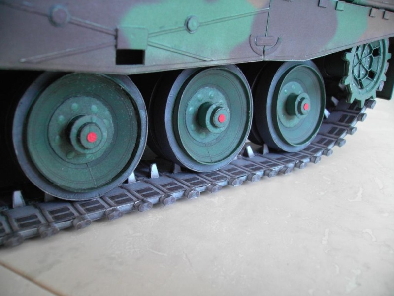 Panzer Leopard 2A4 in 1:16 GPM Galeriebilder Pict9814