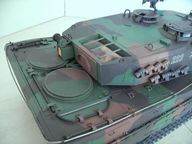 Panzer Leopard 2A4 in 1:16 GPM Galeriebilder Pict9818