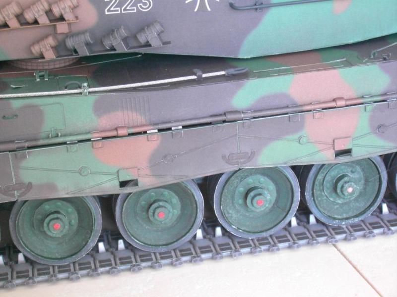 Panzer Leopard 2A4 in 1:16 GPM Galeriebilder Pict9819