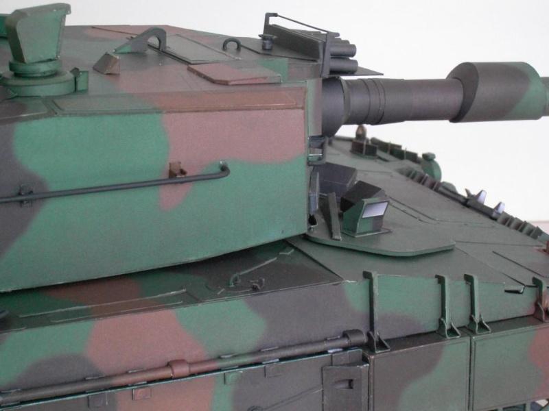 Panzer Leopard 2A4 in 1:16 GPM Galeriebilder Pict9821