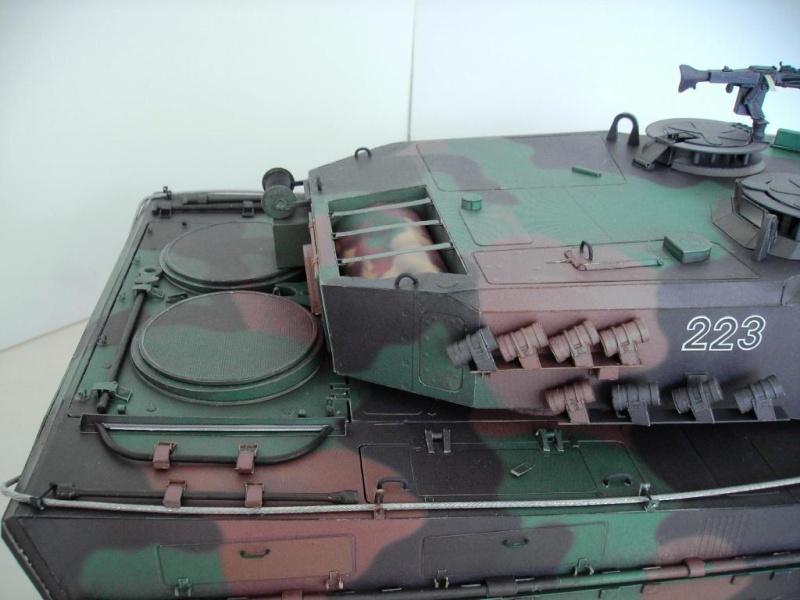 Panzer Leopard 2A4 in 1:16 GPM Galeriebilder Pict9822