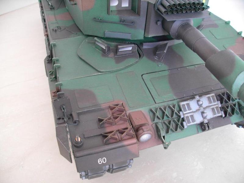 Panzer Leopard 2A4 in 1:16 GPM Galeriebilder Pict9823