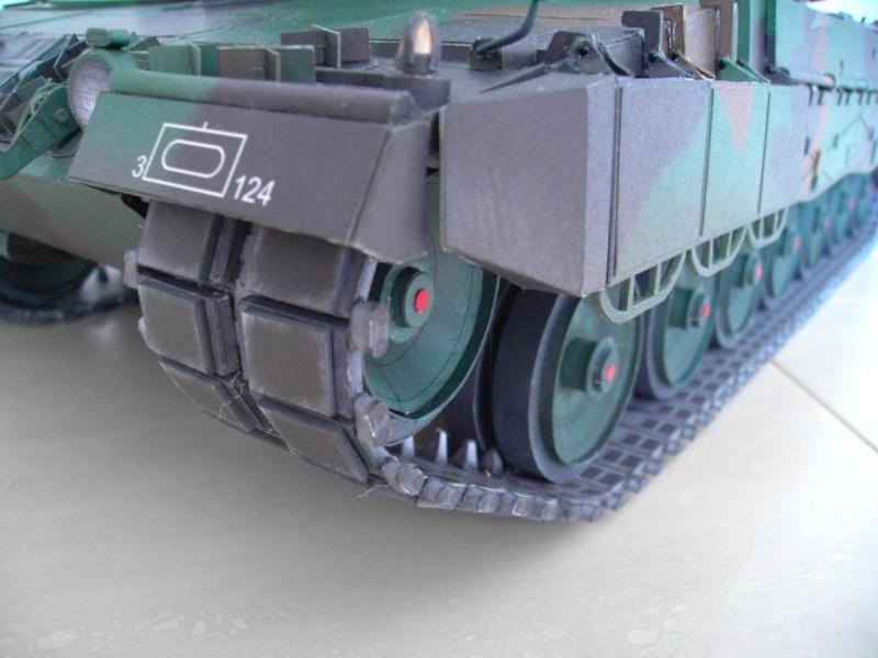 Panzer Leopard 2A4 in 1:16 GPM Galeriebilder Pict9825