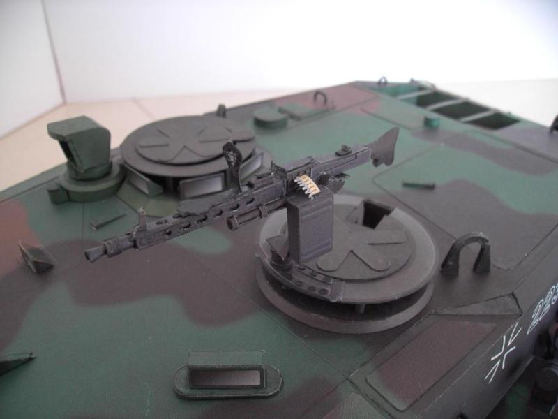 Panzer Leopard 2A4 in 1:16 GPM Galeriebilder Pict9827