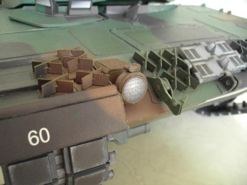 Panzer Leopard 2A4 in 1:16 GPM Galeriebilder Pict9830