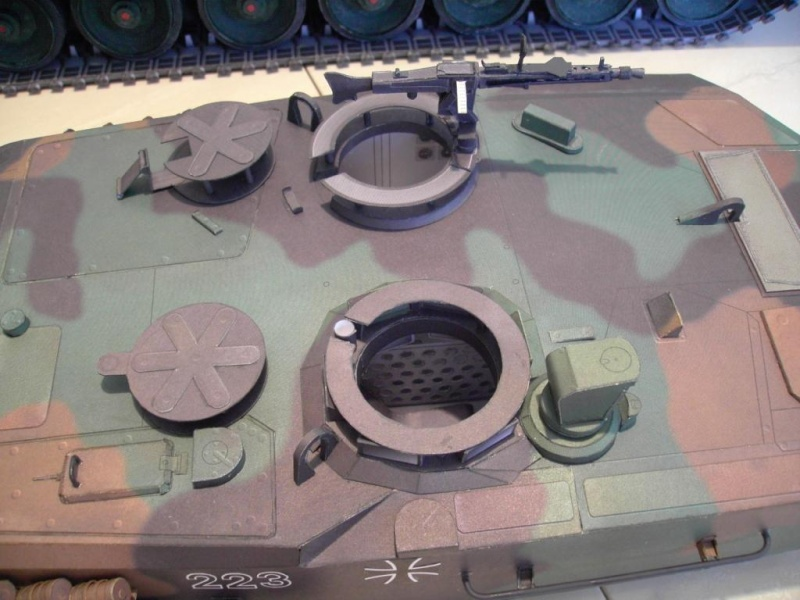 Panzer Leopard 2A4 in 1:16 GPM Galeriebilder Pict9837