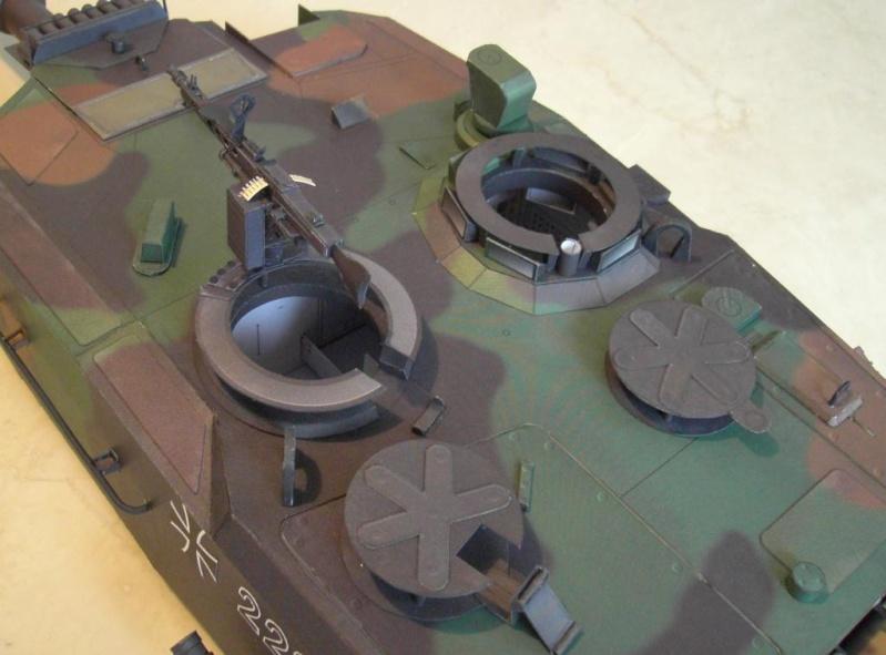 Panzer Leopard 2A4 in 1:16 GPM Galeriebilder Pict9839