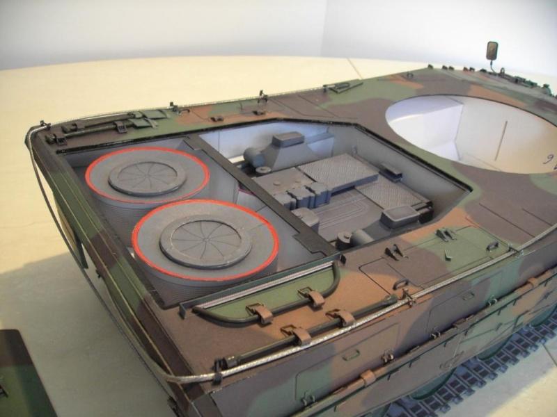 Panzer Leopard 2A4 in 1:16 GPM Galeriebilder Pict9841