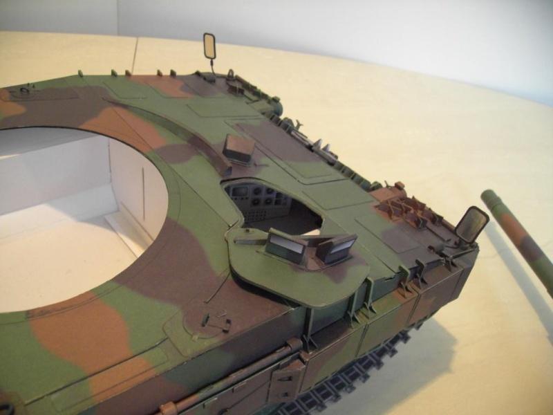 Panzer Leopard 2A4 in 1:16 GPM Galeriebilder Pict9843