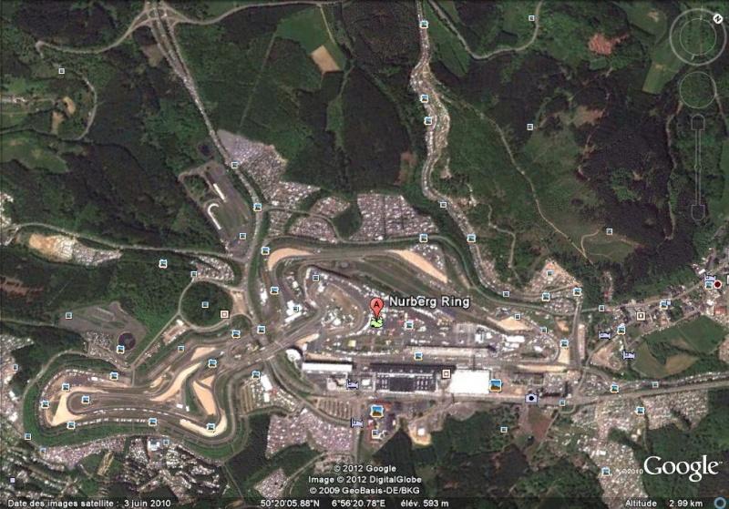 trouver les circuits avec google earth  Nurber12