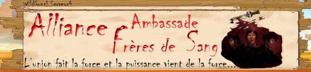 Ambassade Alliance frères de sang