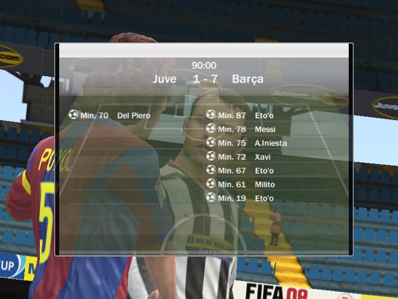 Grupo B Fifa0810