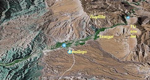 Semgat - Amellago: vue du ciel Am-sat11