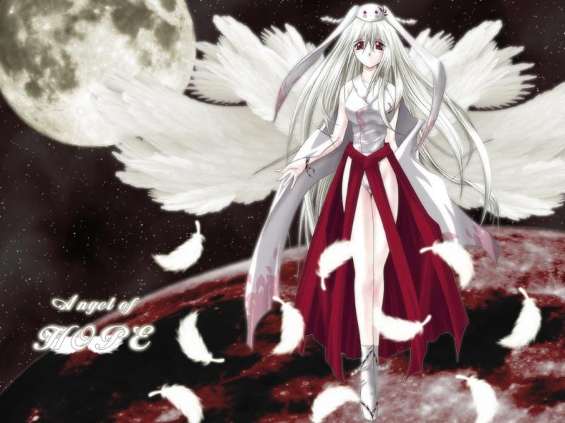 Imagenes de angeles anime y manga 10241710