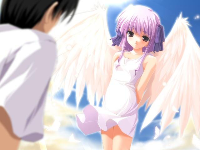 Imagenes de angeles anime y manga 29b12