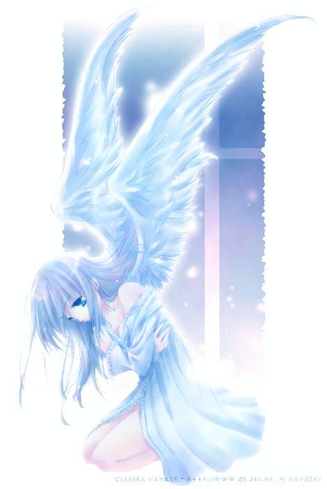 Imagenes de angeles anime y manga 75213