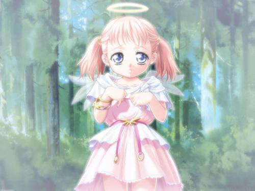 Imagenes de angeles anime y manga Normal11