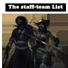 The Staff Team List