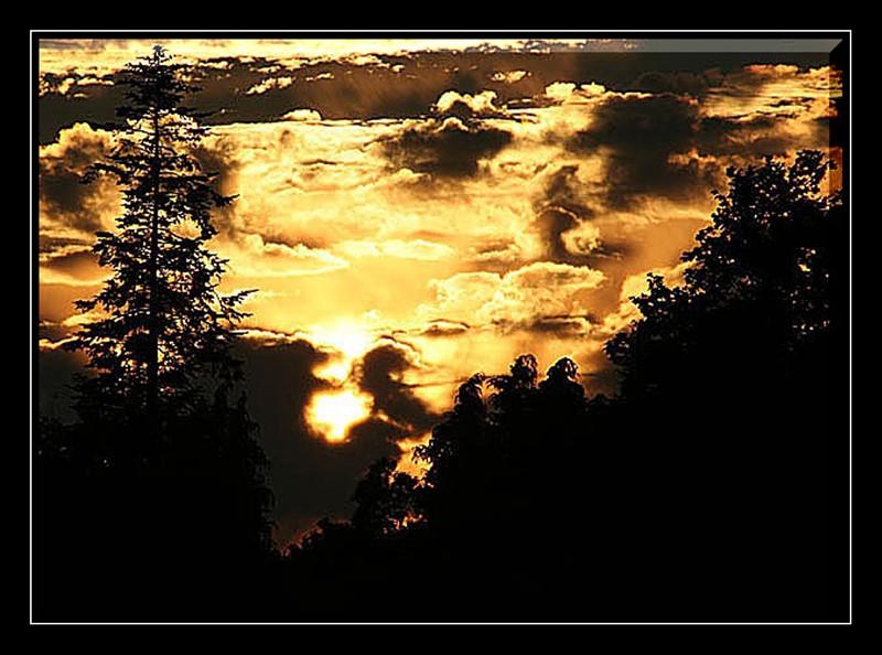 coucher de soleil en bretagne 031810