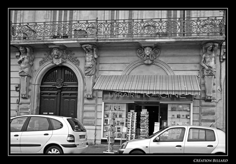 Balcon à Sète A1010