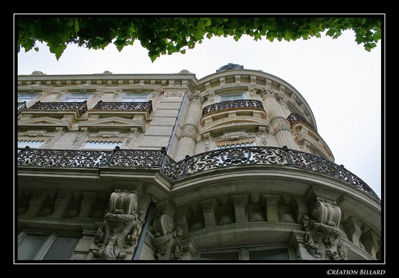 Balcon à Sète A1410