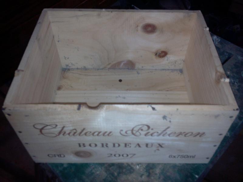 nichoir caisse a vin, idéal pour sh Photo020