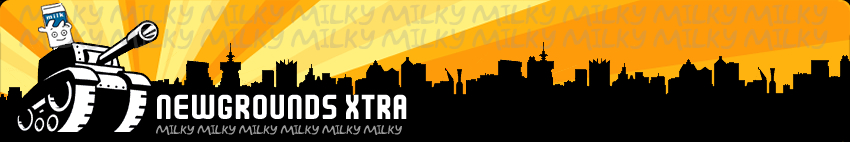 NGxtra Official Headers! Milky010