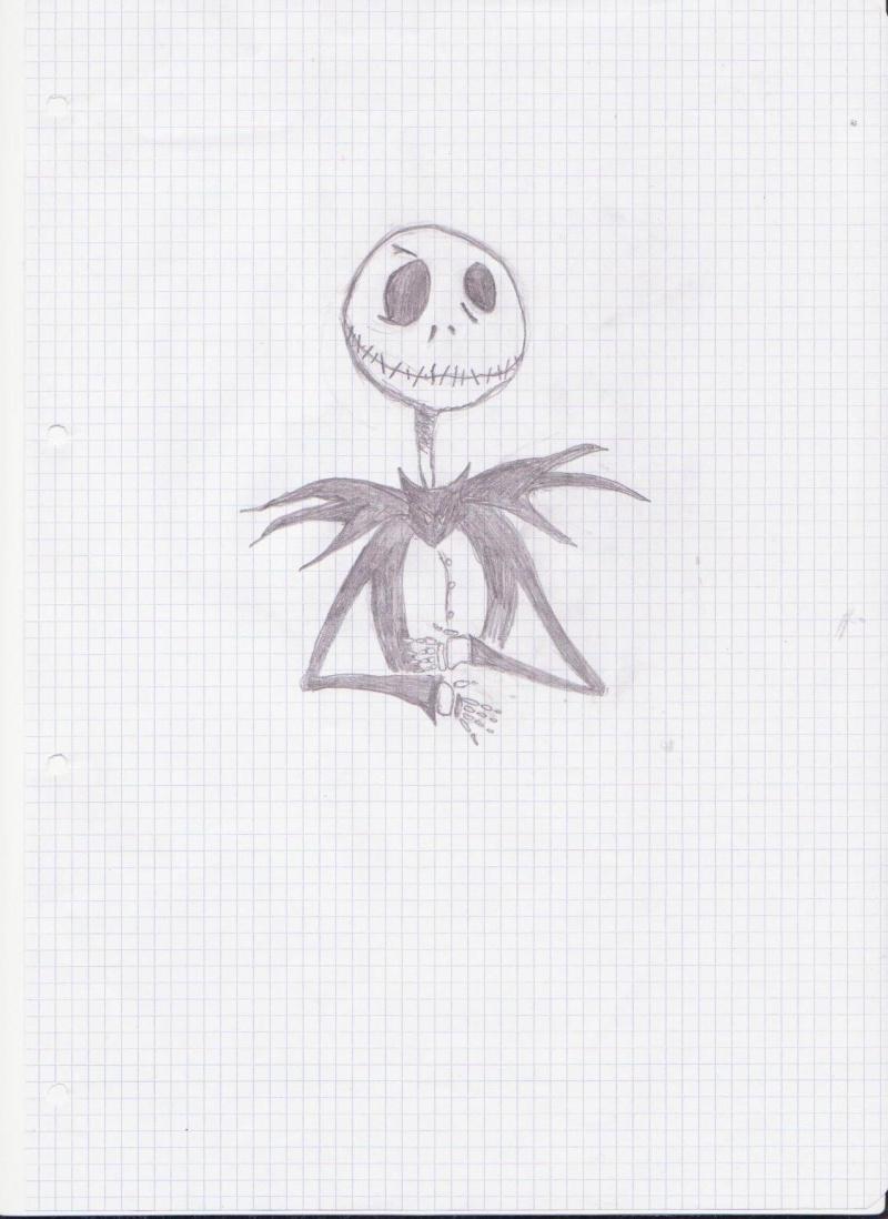 i mie disegni! Jack10